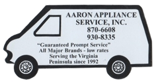Aaron Appliance Svc Inc - Homestead Business Directory